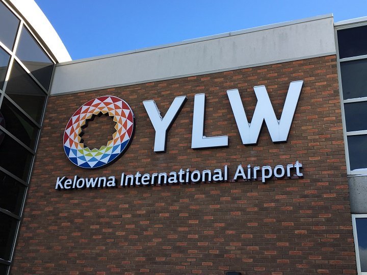 Kelowna's airport director says the flight was pitched to Air Canada two years ago, prior to the coronavirus pandemic wreaking havoc on the travel world.