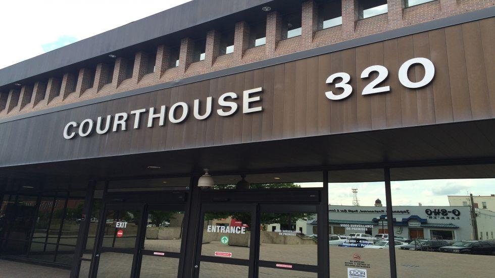 File shot of Lethbridge Courthouse.