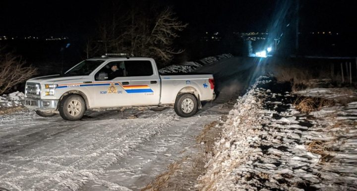 Cochrane RCMP are investigating a suspicious death after they found a man's body on Sunday, Dec. 29, 2019.