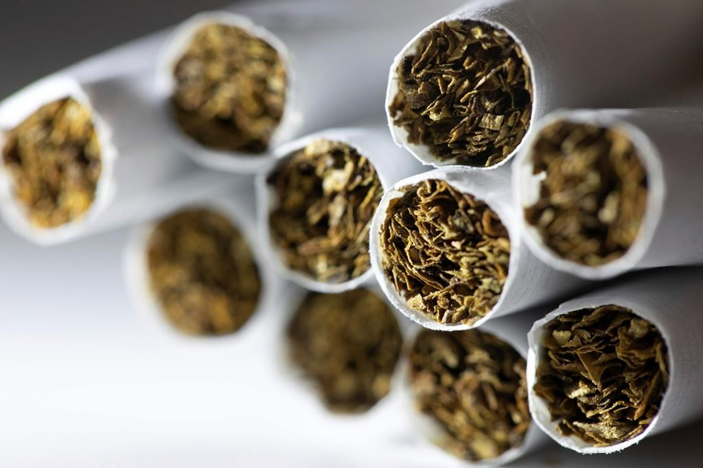 Police in Winnipeg seized over two million contraband cigarettes during raids early this month.