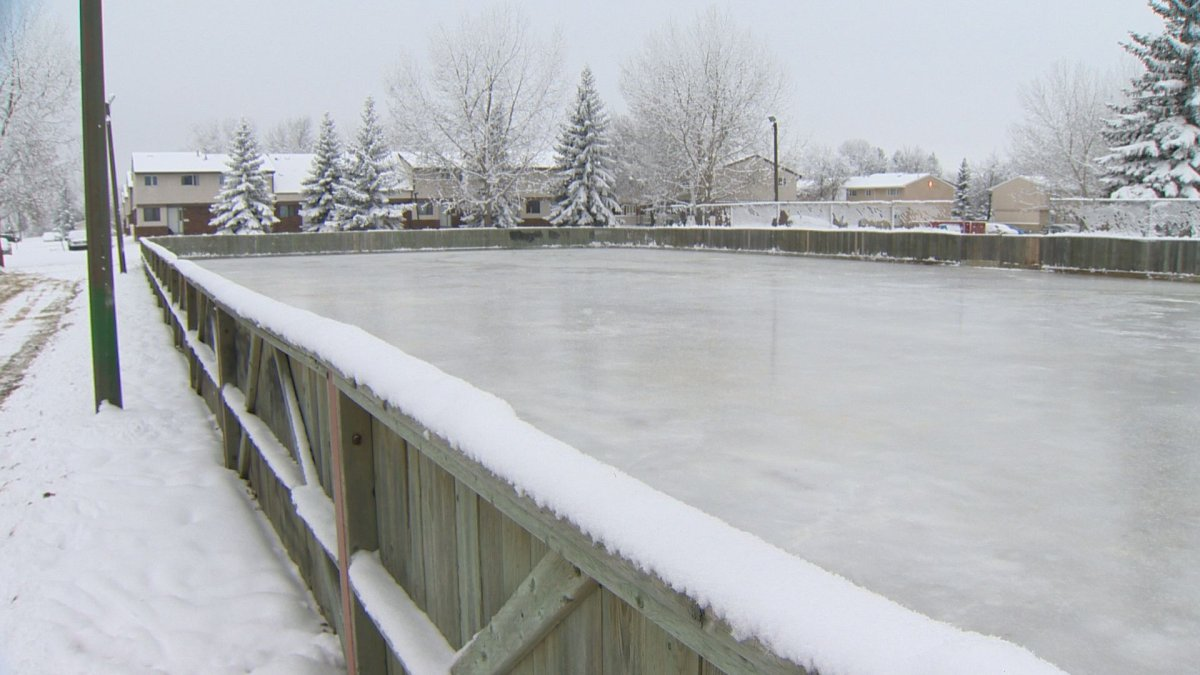 Outdoor rinks can open, but with some pandemic-related restrictions, says the province.