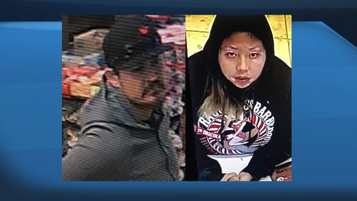 RCMP have released images of persons of interest related to a homicide in Red Earth Creek, Alta.