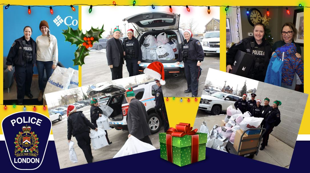 Monday marked the launch of the 4th annual 'Project Santa' campaign.