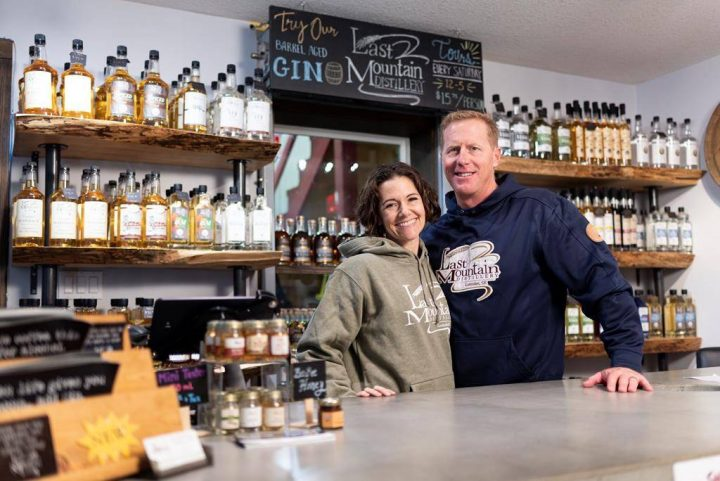 Saskatchewan microdistilleries focus on homegrown recipes for spirits