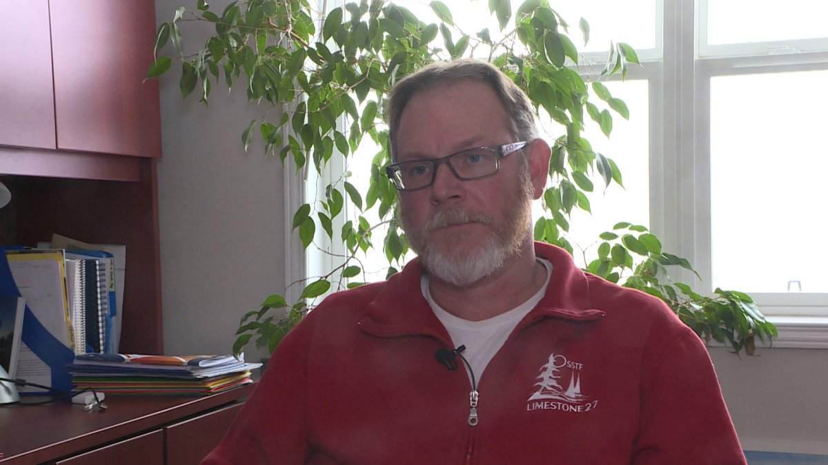 Shawn Lavender, president of OSSTF Limestone District 27, says the relationship between his union and the Limestone District School Board has suffered over the last several years.