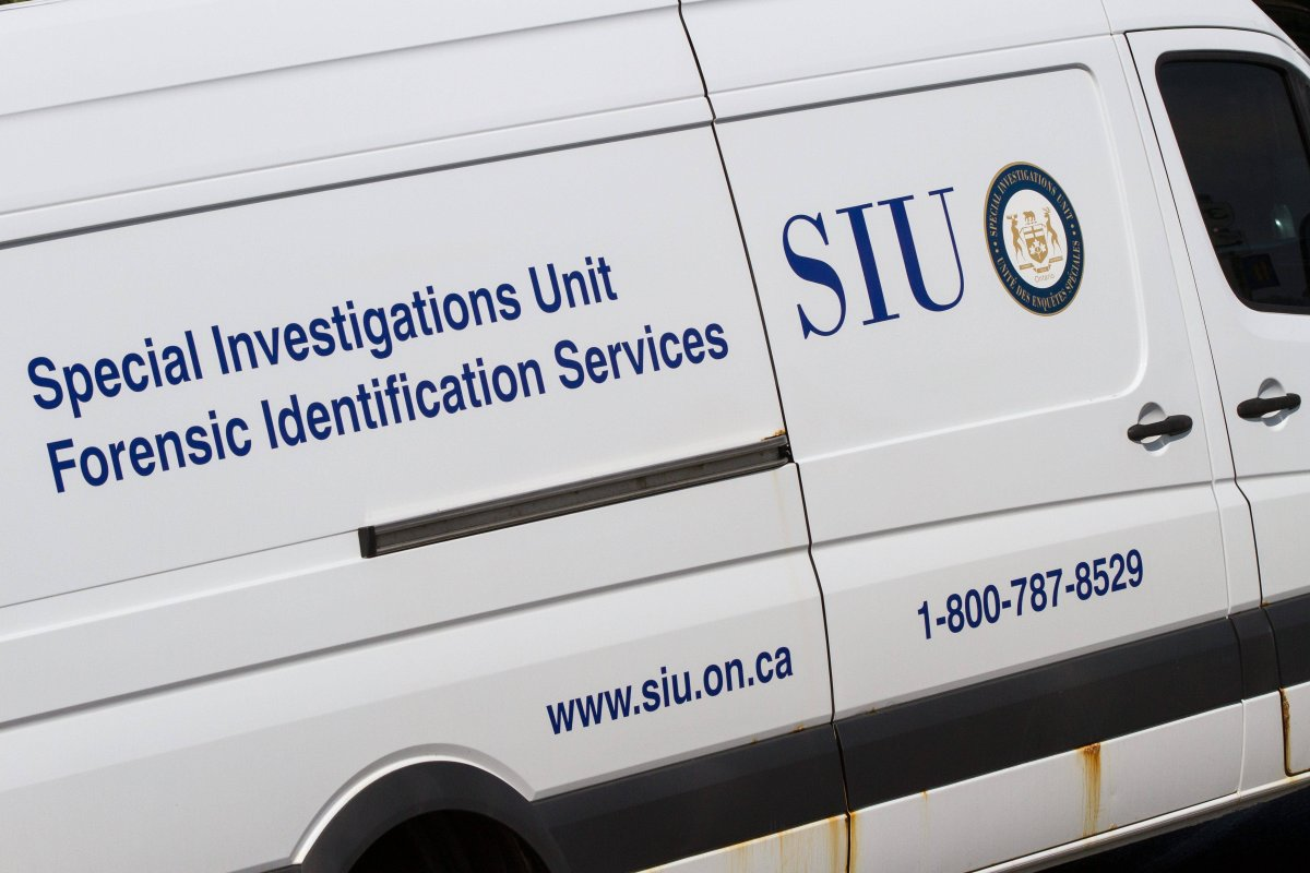 After spending a night at the OPP North Bay detachment, the man complained of a sore shoulder while he was fingerprinted, according to the SIU.
