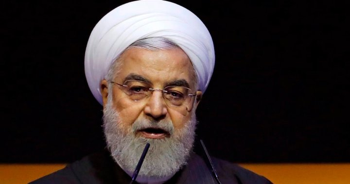 Iran's president accuses U.S. of 'savagery' after new sanctions imposed