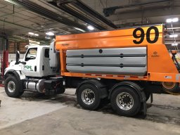 Continue reading: Regina airport tackles winter with new state of the art de-icing machine