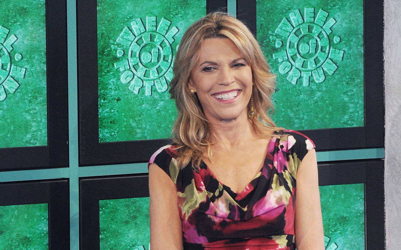 Vanna White Hosts Wheel Of Fortune For 1st Time In Show History National Globalnews Ca