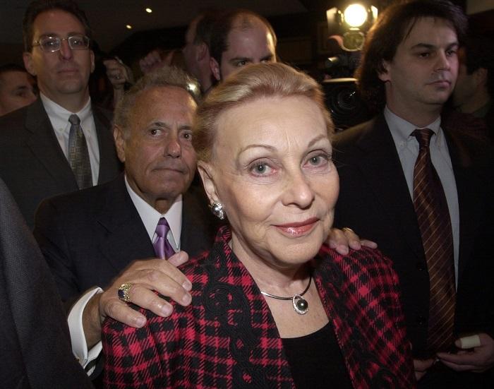 Marilyn Lastman, wife of former Toronto mayor Mel Lastman, has died at age 84.
