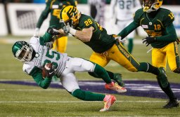 Continue reading: Waiting out the longest CFL off-season with EE football defensive back Jordan Hoover