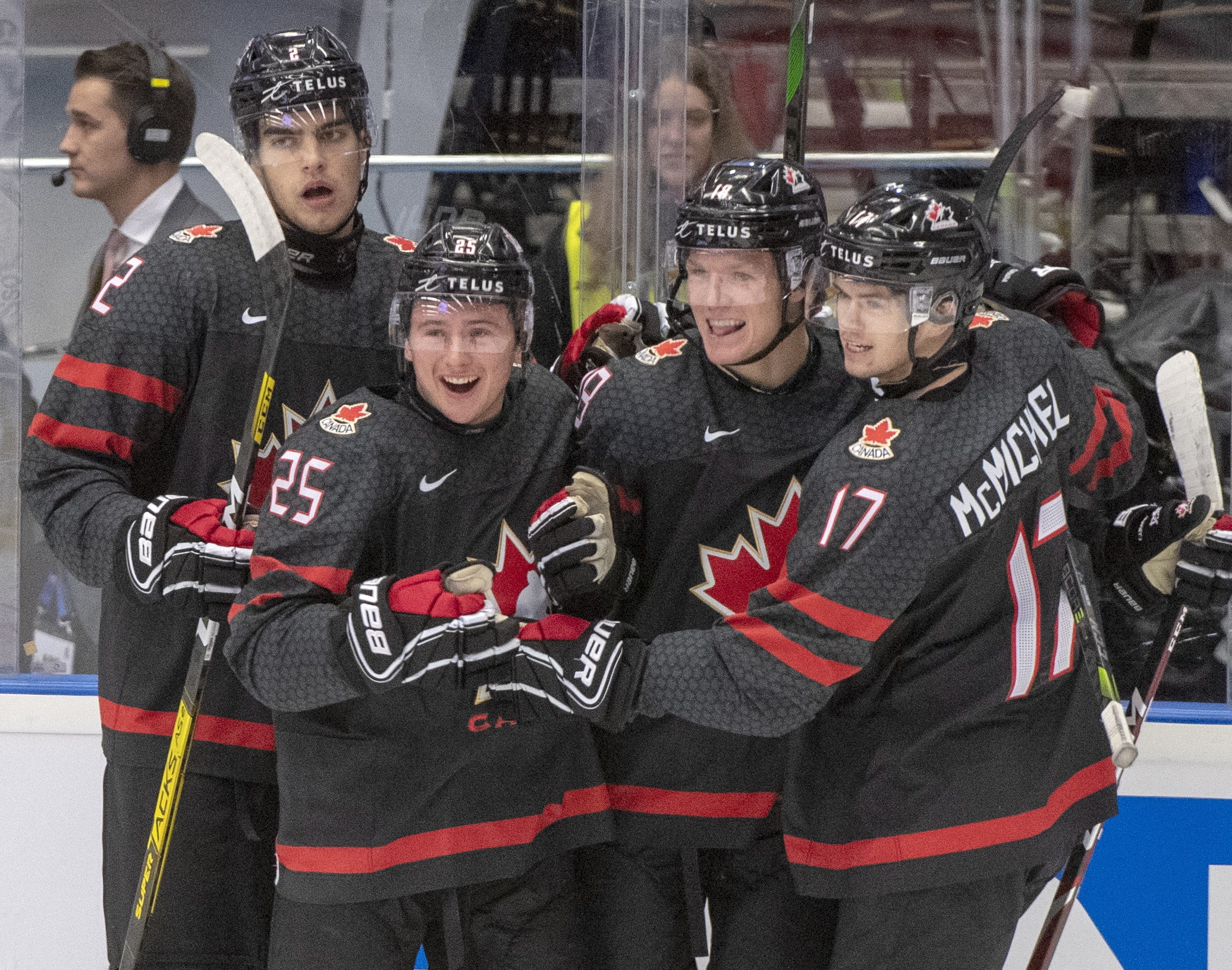 Canada Beats Finland In World Juniors To Face Russia In Gold Medal Game National Globalnews Ca