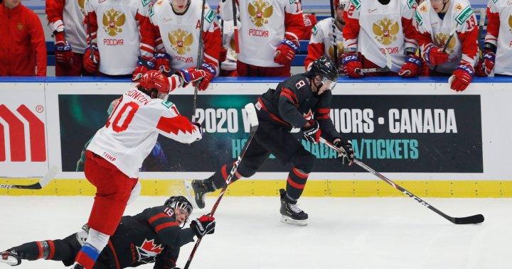 World juniors 2020: Canada wins gold against Russia