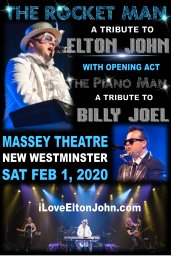 Continue reading: The Rocket Man – A Tribute to Elton John