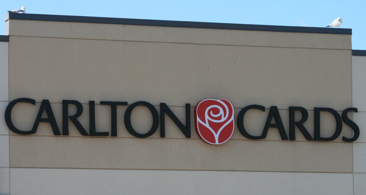 Carlton Cards will be closing most of its stores within weeks, according to the retailer's parent company.