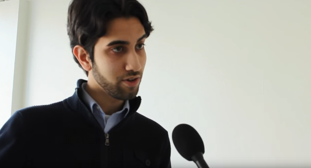 Amir Farahi of Blackridge Strategy.