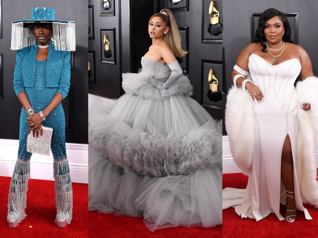 grammy awards 2020 best and worst dressed celebrities on the red carpet national globalnews ca grammy awards 2020 best and worst