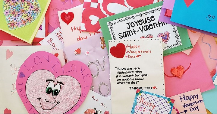 Veterans Affairs Canada is holding its annual Valentines for Vets campaign.