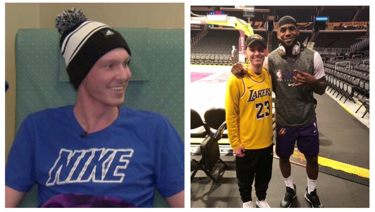 Brampton teen with cancer whose 'only wish' was to meet LeBron James has died