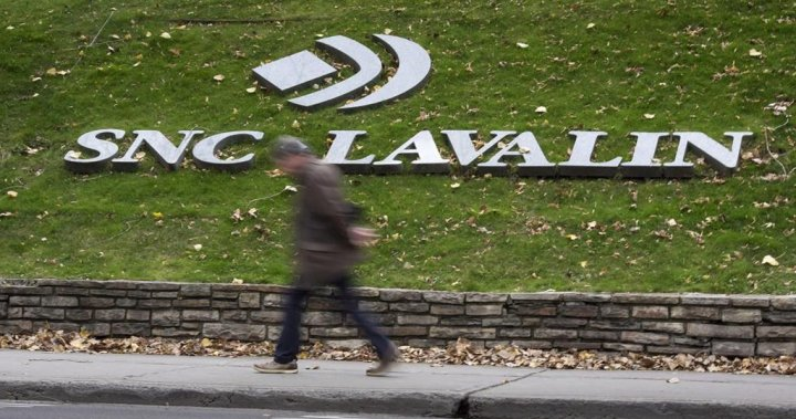 SNC-Lavalin appoints new chairman to oversee shift toward engineering