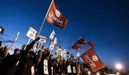 Continue reading: Unifor rejects Co-op's latest offer, calls on province to end labour dispute