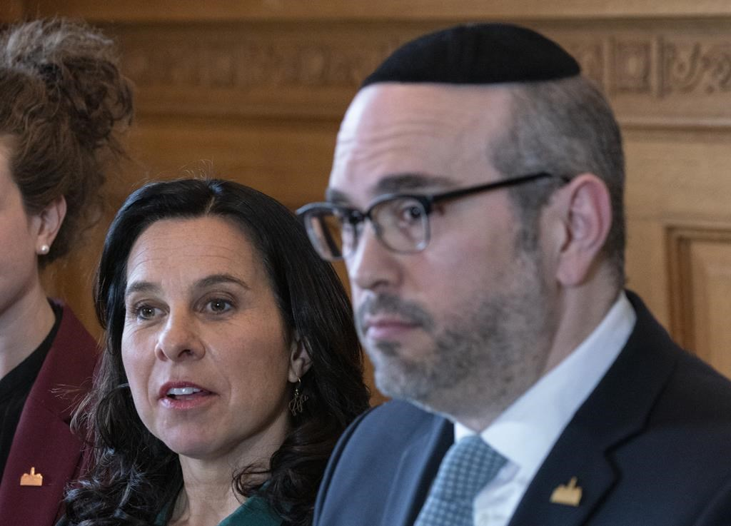 Leader of the opposition Lionel Perez said he's disappointed the city missed an opportunity to take a firm stand against anti-Semitism.