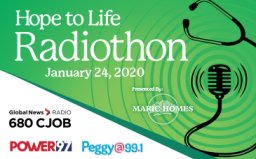 Continue reading: HSC Foundation Hope to Life Radiothon