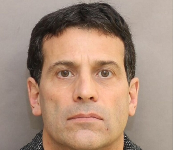 Toronto police say Gary Rosenthal, 58, has been charged with sexual assault.