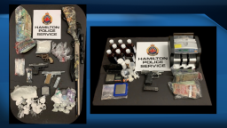 Continue reading: Hamilton police seize more than $250K in drugs in trafficking ring investigation