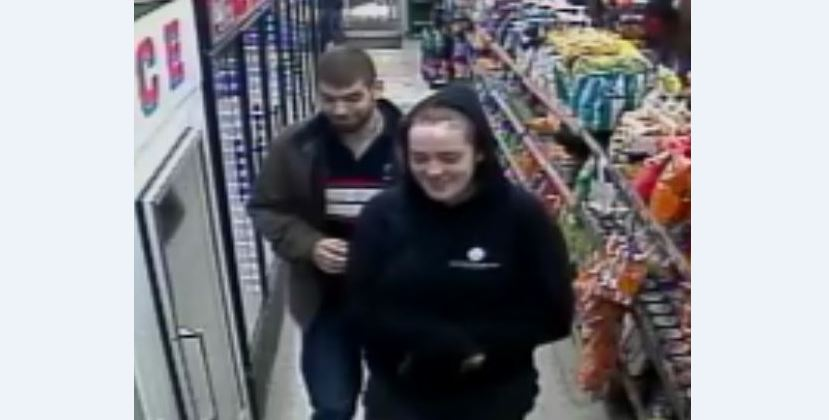 Kingston police are looking for the woman featured in this photo, who allegedly assaulted a Good Samaritan at a Kingston convenience store.