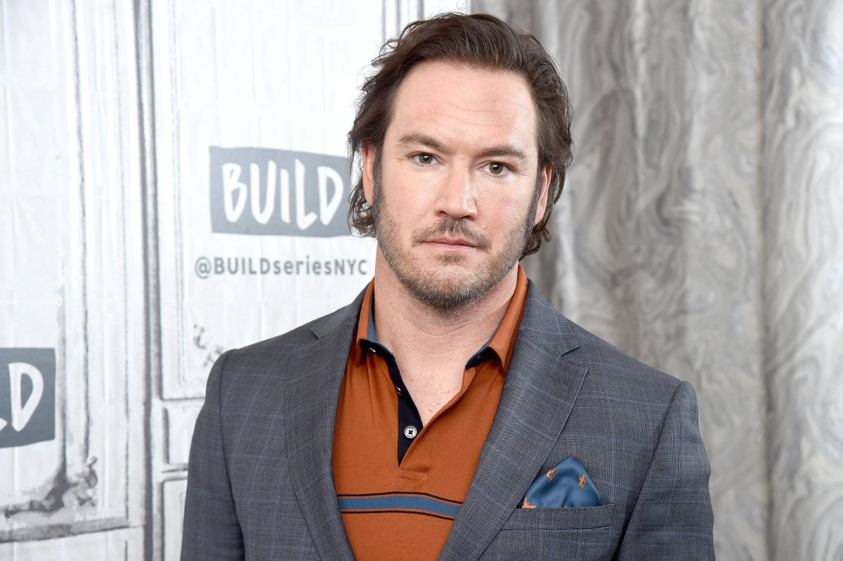 Actor Mark-Paul Gosselaar visits the Build Series to discuss the ABC sitcom 'Mixed-ish' at Build Studio on Sept. 20, 2019 in New York City.