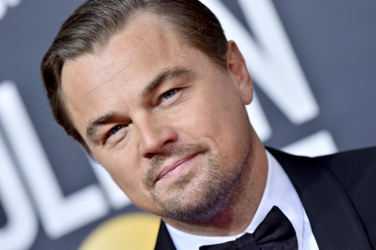 Leonardo DiCaprio attends the 77th Annual Golden Globe Awards at The Beverly Hilton Hotel on January 05, 2020 in Beverly Hills, California.