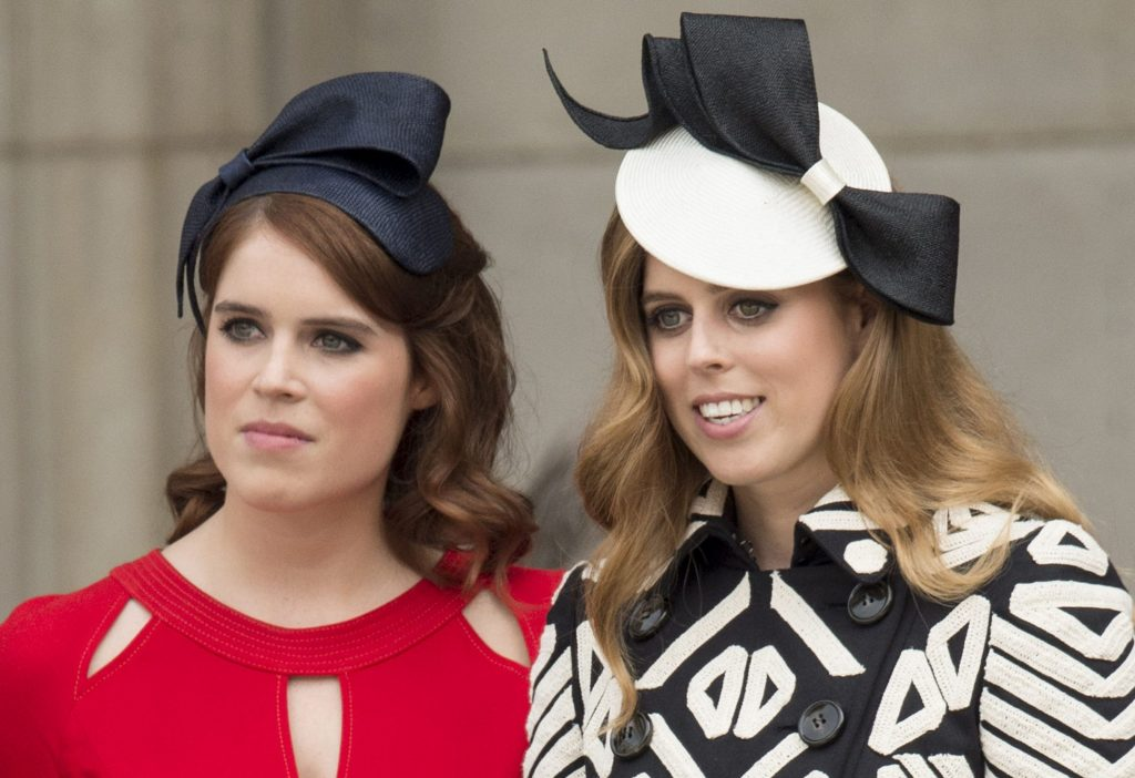 Princess Beatrice And Princess Eugenie Who Are Prince Andrew S