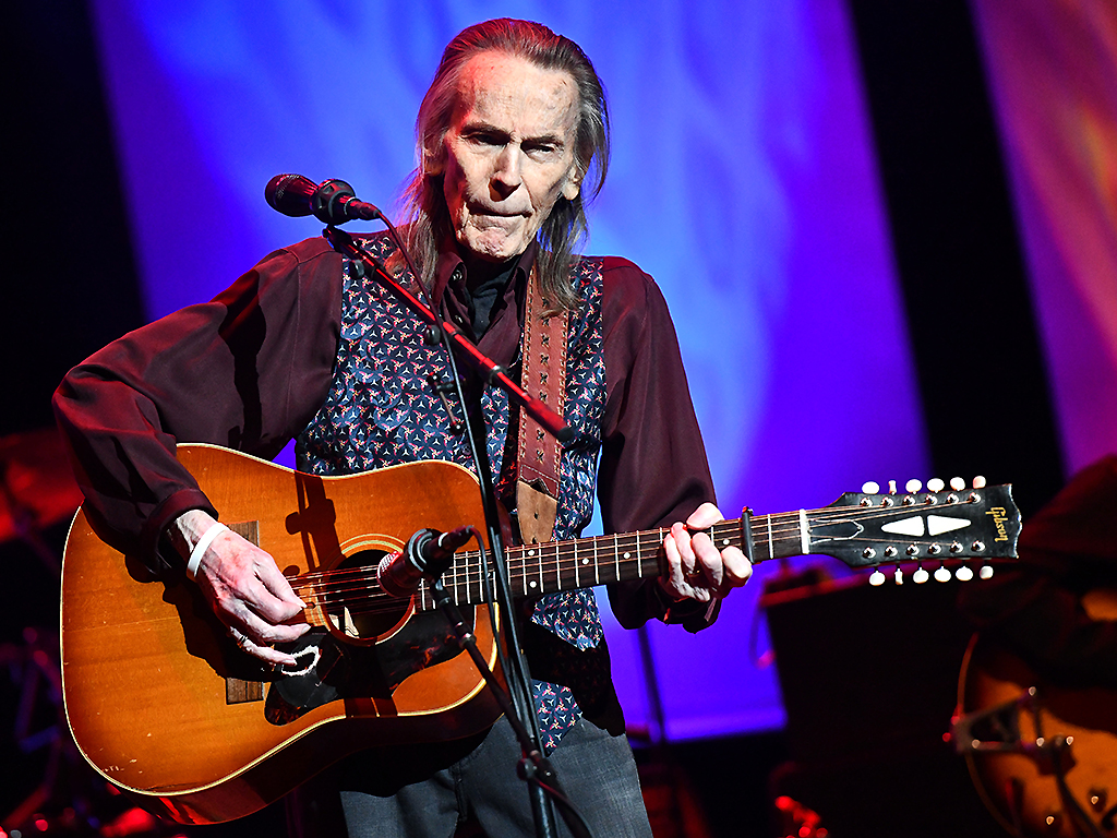 Gordon Lightfoot performs onstage at Saban Theatre on March 9, 2019 in Beverly Hills, Calif.