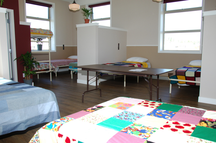 Another five beds for people experiencing homelessness have opened in Vernon's temporary winter shelter.