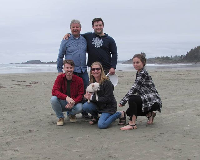 Pynn Family. Jeanette just went through a gut-wrenching couple of years dealing with a misdiagnosis.