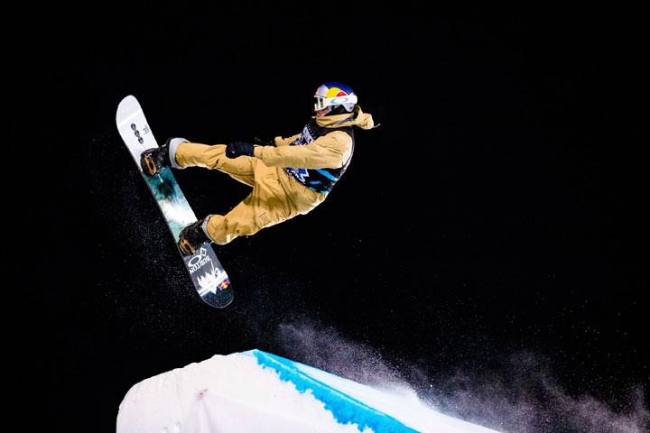 Mark McMorris ties medal record at Winter X Games