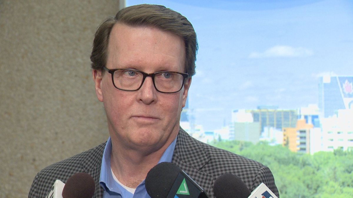 Regina Mayor Michael Fougere says affordability is a critical issue in Regina's upcoming municipal election as he seeks a third term in office.