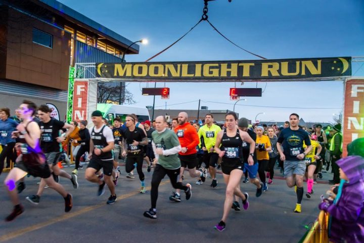 Lethbridge annual Moonlight Run back with a new lunar twist - image