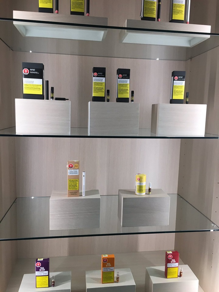 The Ontario Cannabis Store unveiled 59 new items including a variety of vapes, edibles and a tea.