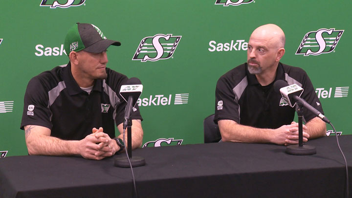 Offensive, defensive coaches announced for Riders 2020 season