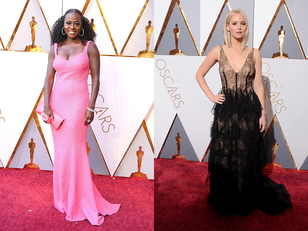 Those Oscars Red Carpet Gowns Are Expensive But Do Celebrities Pay For Them National Globalnews Ca