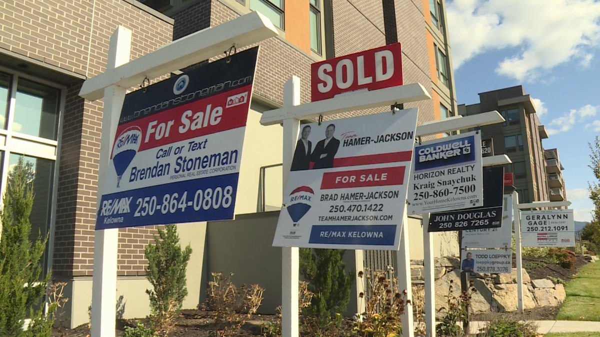 According to the latest statistics from the Okanagan Mainline Real Estate Board, there were 16,632 units listed in the region in 2019, which is roughly a three per cent drop from the 17,136 units listed in 2018.