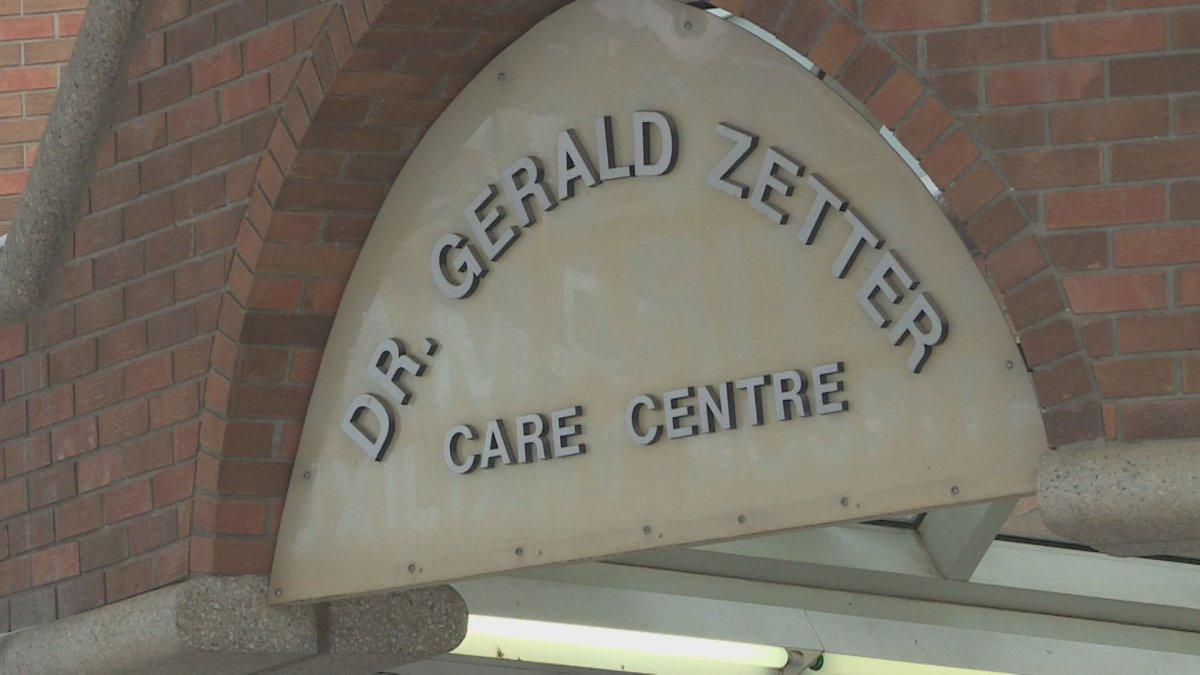 The Dr. Gerald Zetter Care Centre's outings were cancelled after their bus' catalytic converter was stolen.