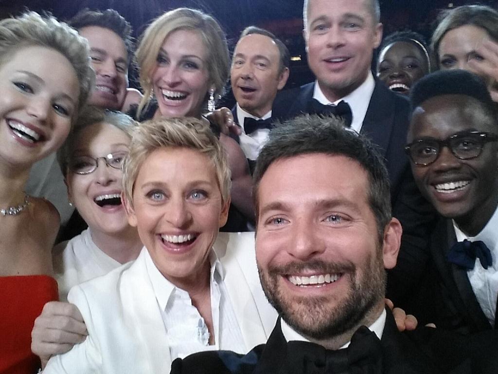 Ellen DeGeneres's epic Oscars selfie was the most retweeted tweet ever for three years straight.