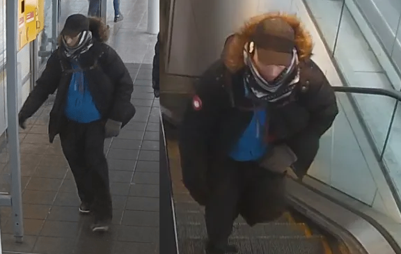 Transit Police looking for help identifying an alleged assault suspect on January 14, 2020.