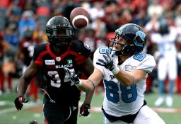 Continue reading: Edmonton Eskimos sign former U of A Bears receiver Jimmy Ralph