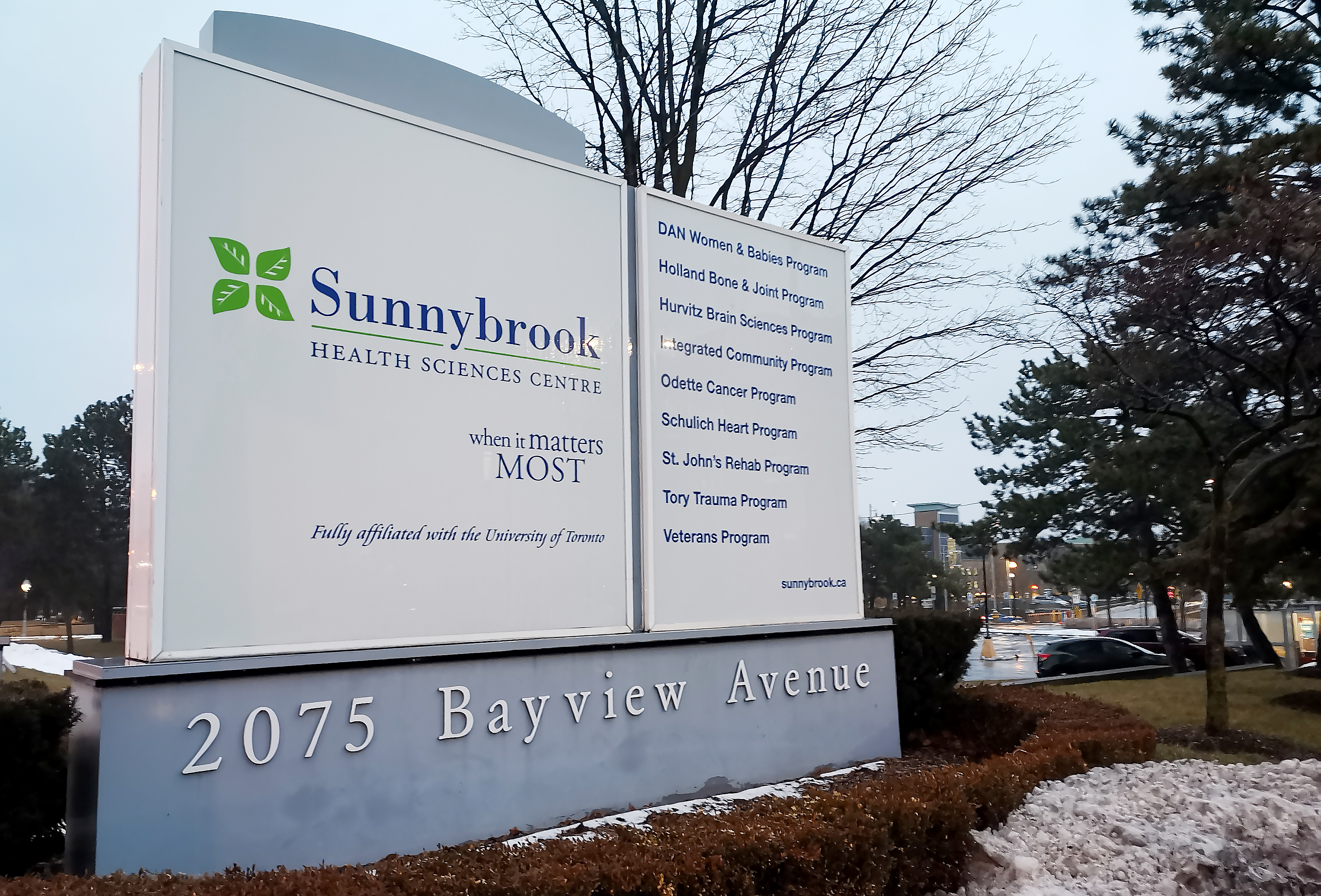Sunnybrook Hospital offers 'virtual emergency department' appointments in 6-month pilot project