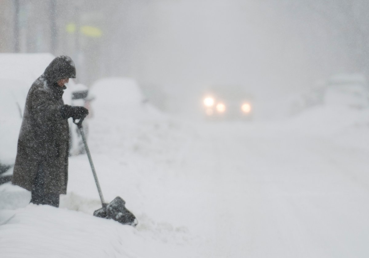 Snow Squall Watch Issued Amid Winter Wallop To London Region London Globalnews Ca