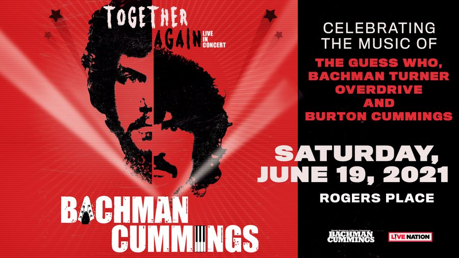 630 CHED – Randy Bachman & Burton Cummings – Together Again: Live in Concert - image
